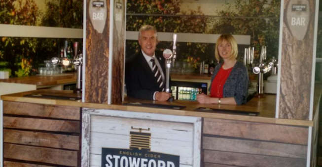 Westons Cider continues sponsorship of Hereford FC