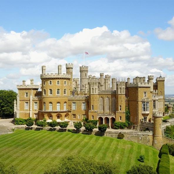 Belvoir Castle opens its doors to local businesses