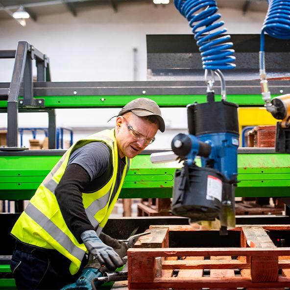 Strong start for IPP's multi-million pound repair centre