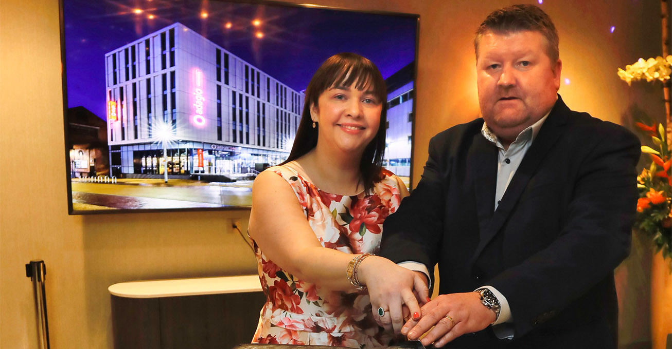 Leicester hotel launch welcomes international guests