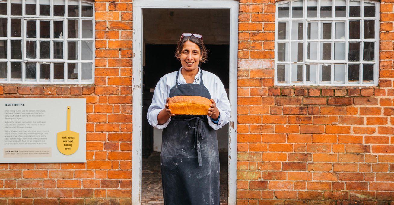 Bakery opens at Sarehole Mill