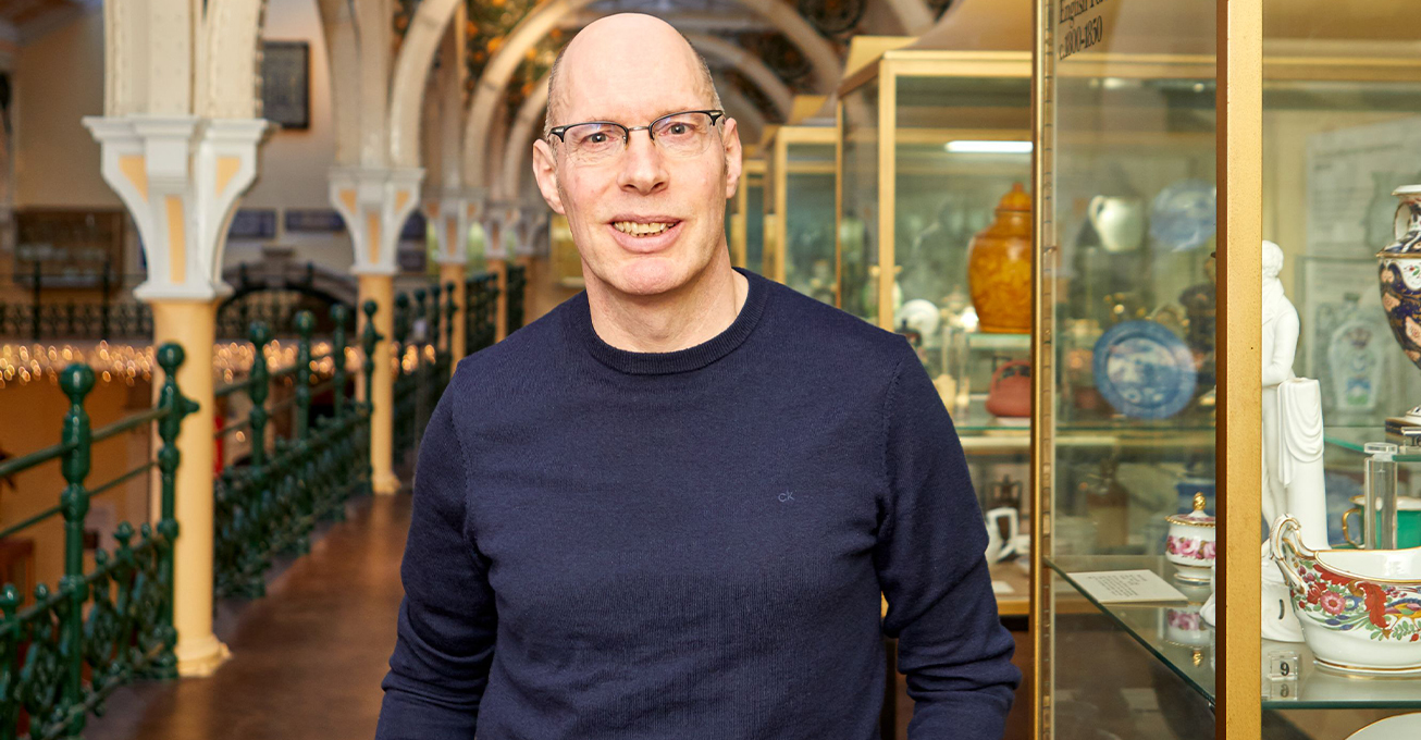 Former UK Athletics chief executive, Niels de Vos, appointed chair of Birmingham Museums Trust