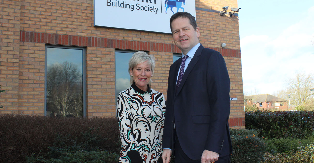 Building society strengthens foundations of community funding after successful eight years