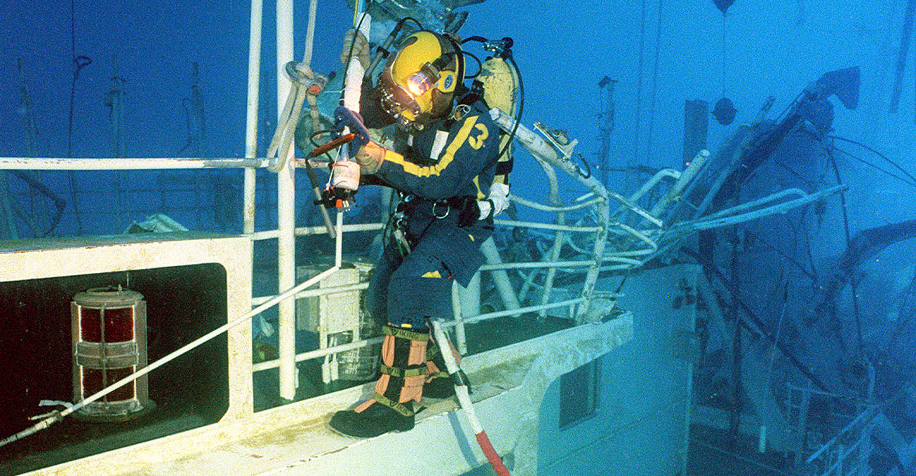 Under pressure: Top 3 rules to safely deep-sea dive