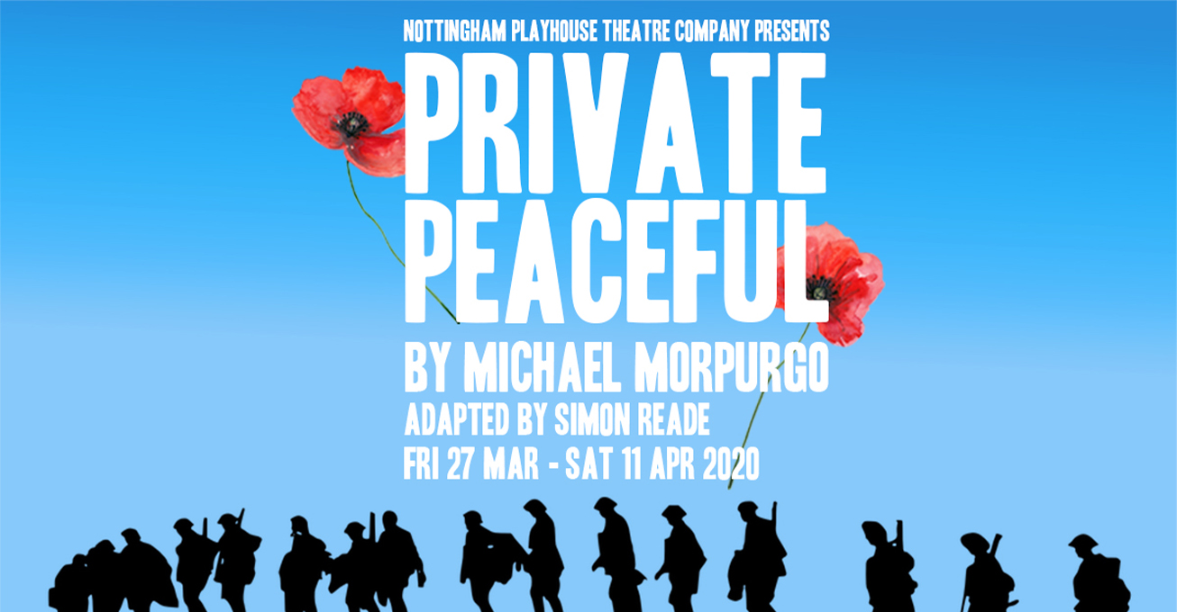 Cast announced for Nottingham Playhouse's production of Private Peaceful