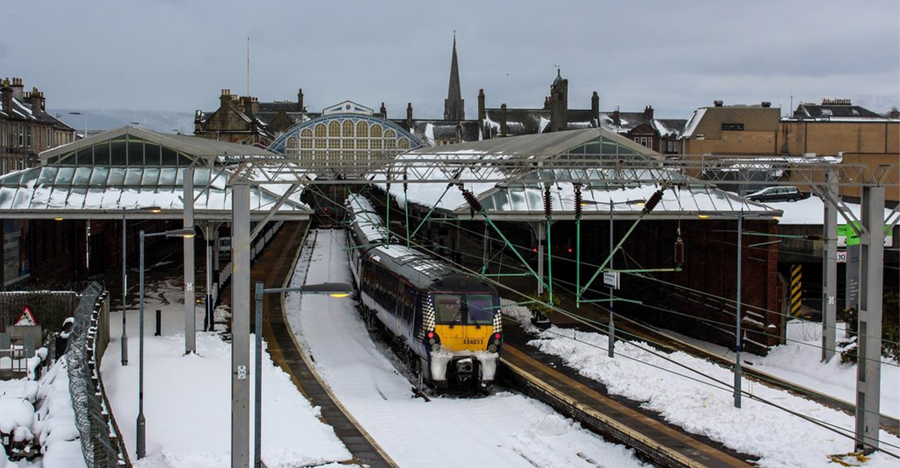 Is the rail sector ready to face weather extremes this year?