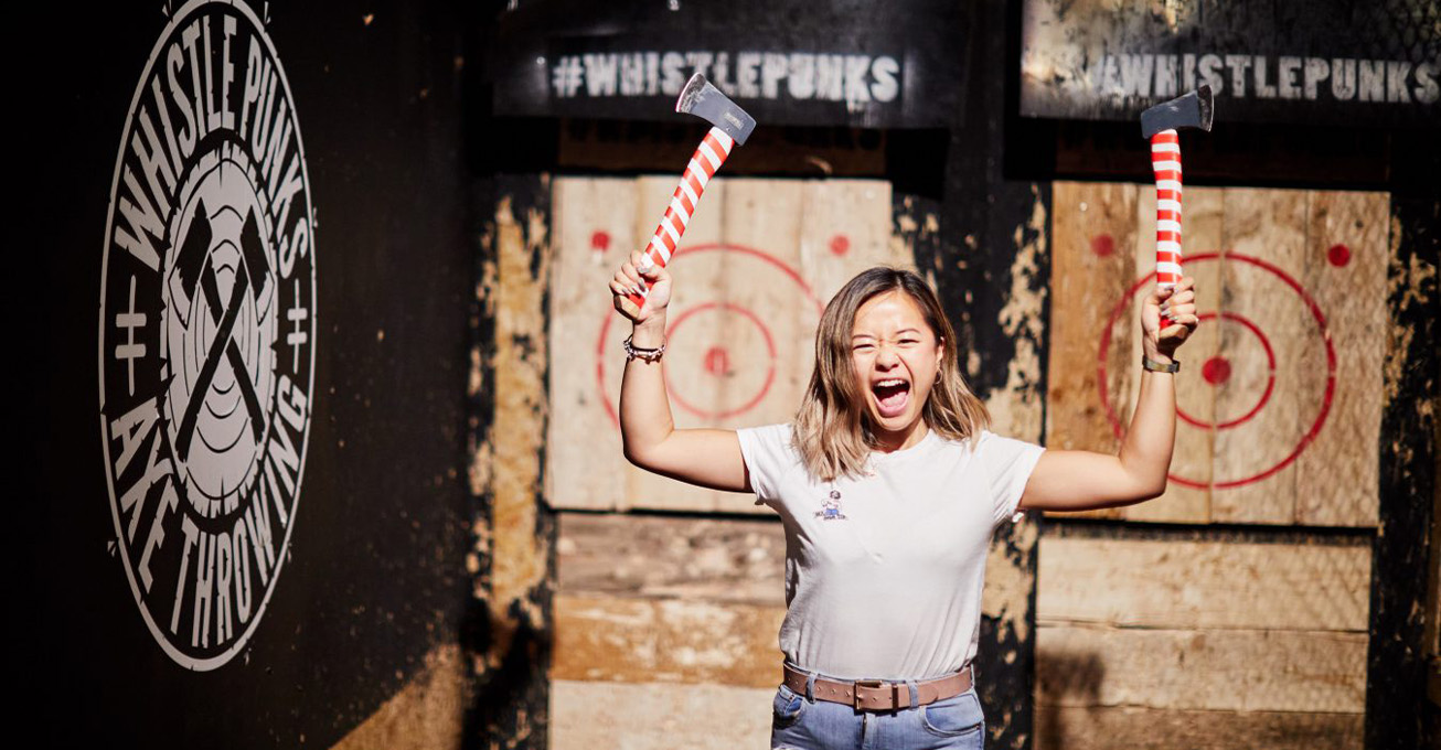 Birmingham axe throwing venue set to smash targets in 2020