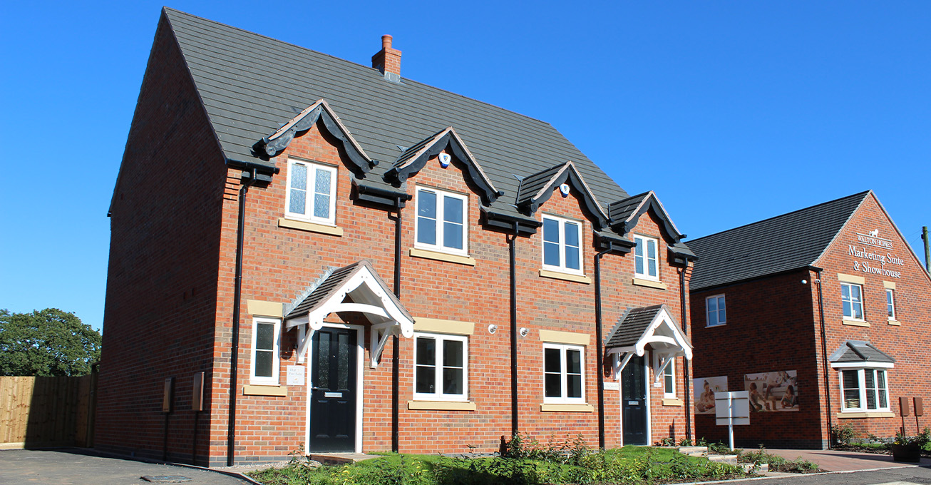 First-time buyers 'skipping a rung' on the property ladder, reports Walton Homes