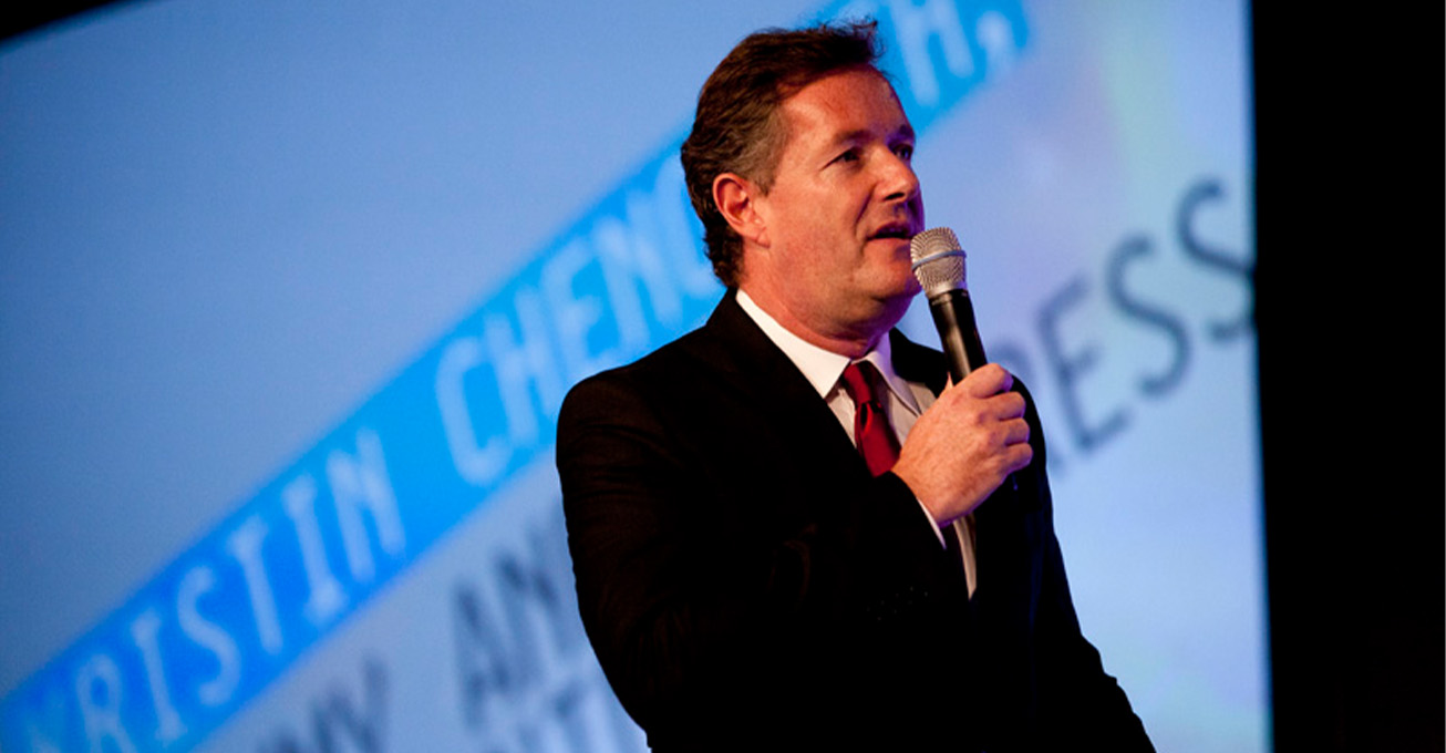 Controversial 'Anti-Piers Morgan' tickets go on sale for annual business convention