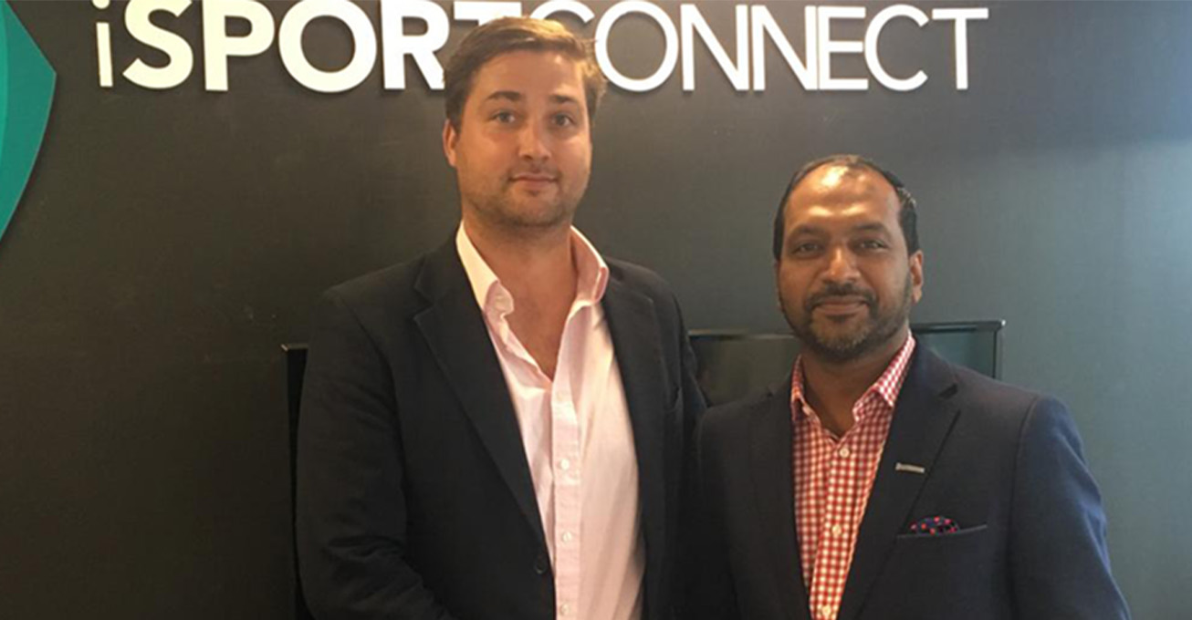 iSportconnect CEO Sree Varma invests in Connexi