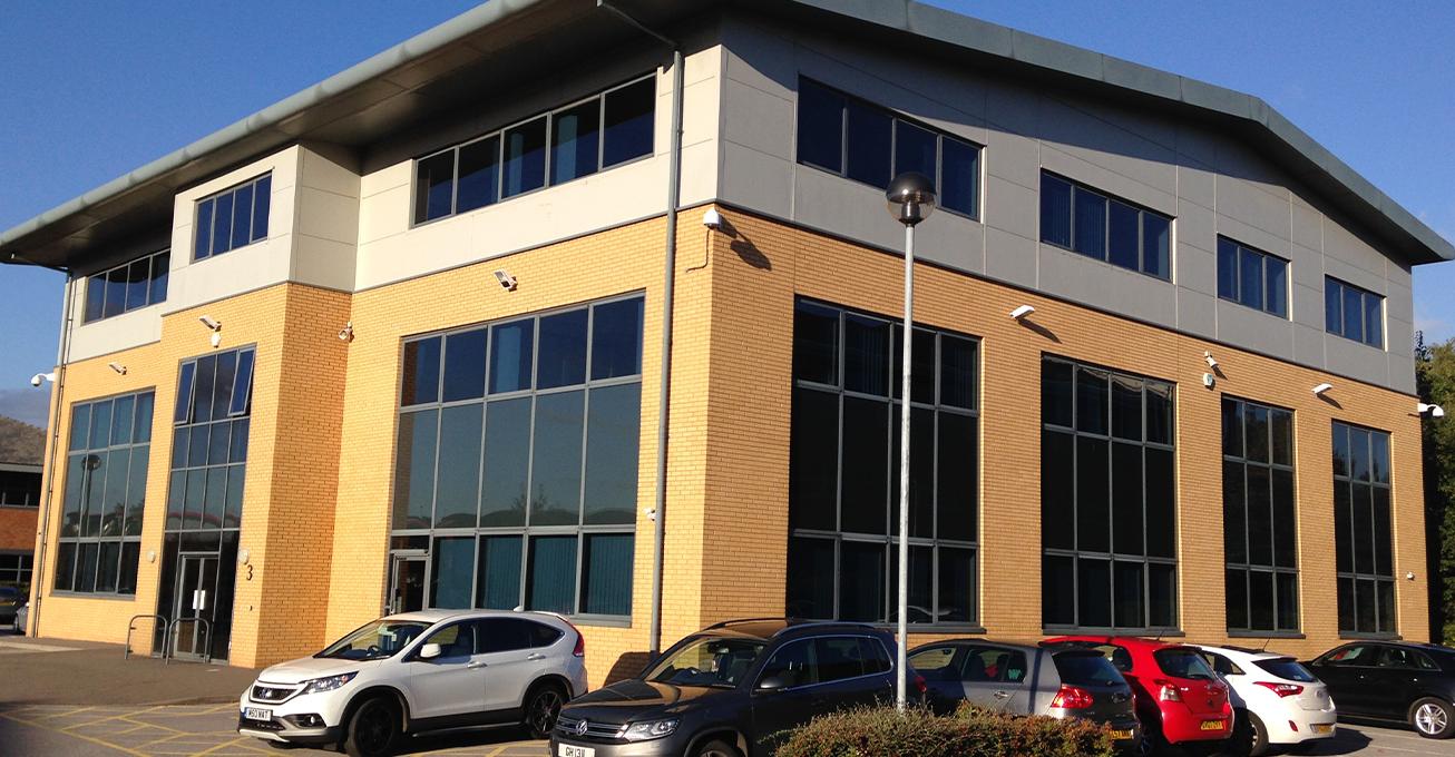 Harris Lamb calls full house at Stoke Business Park