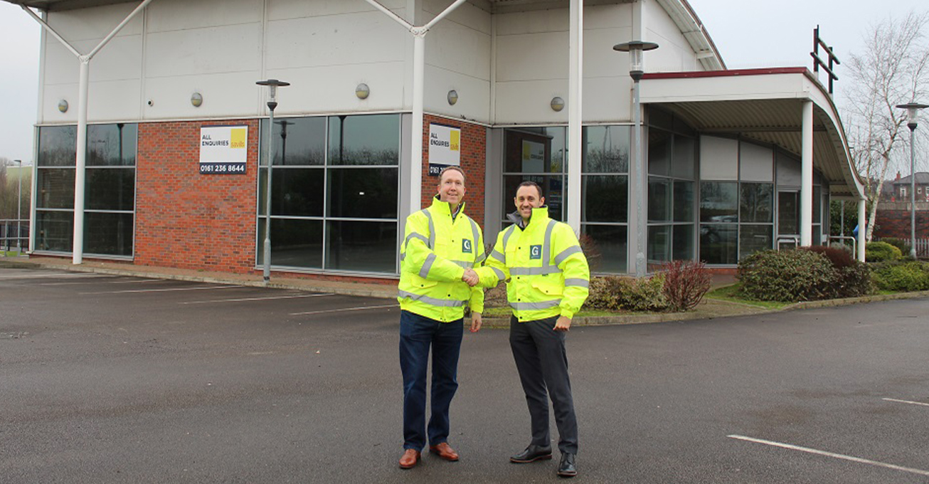 Former Pizza Hut site in Stoke acquired by Godwin Developments