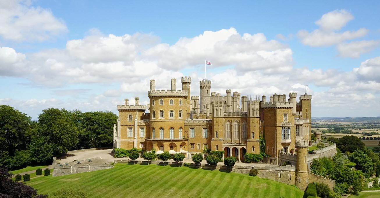 Belvoir Castle opens its doors to local businesses
