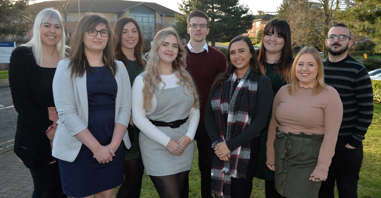 Kettering-based firm takes school leavers into apprenticeship programme