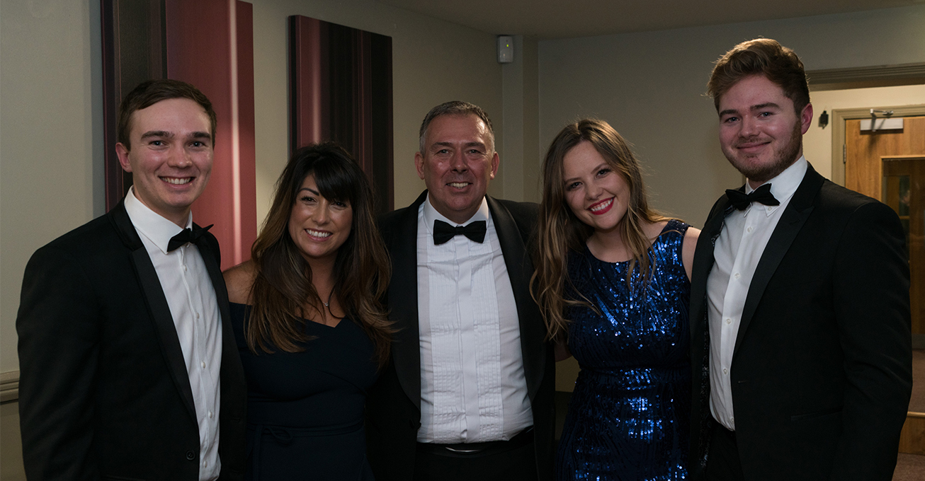 Castlebridge Group's fundraising ball raises £24,000 for children's charities