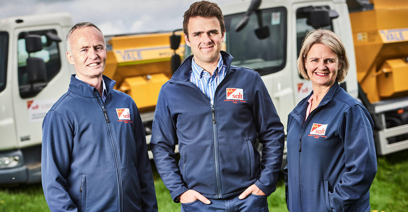 Worcestershire gritting and snow plough firm set for more awards success