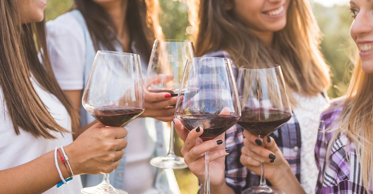 Festival serves up golden opportunity for wine lovers