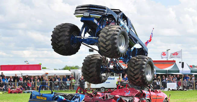 Main Ring attraction revealed for Staffordshire County Show