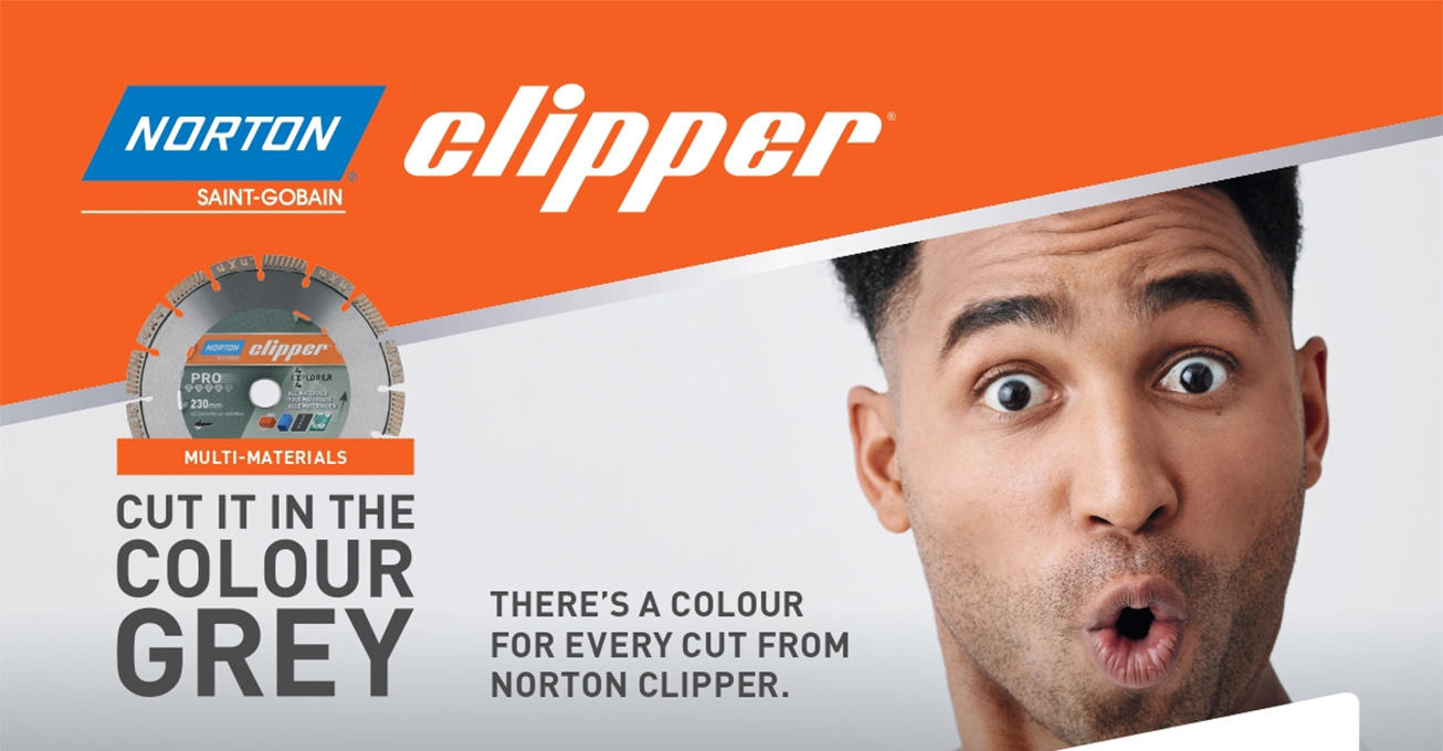 Norton Clipper supports distributor sales with new Diamond Blade campaign