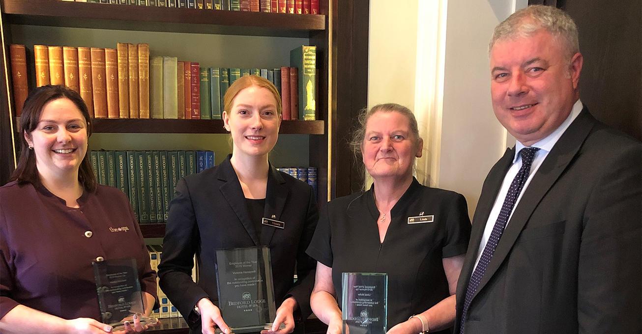 Bedford Lodge Hotel & Spa awards dream getaway to star employee