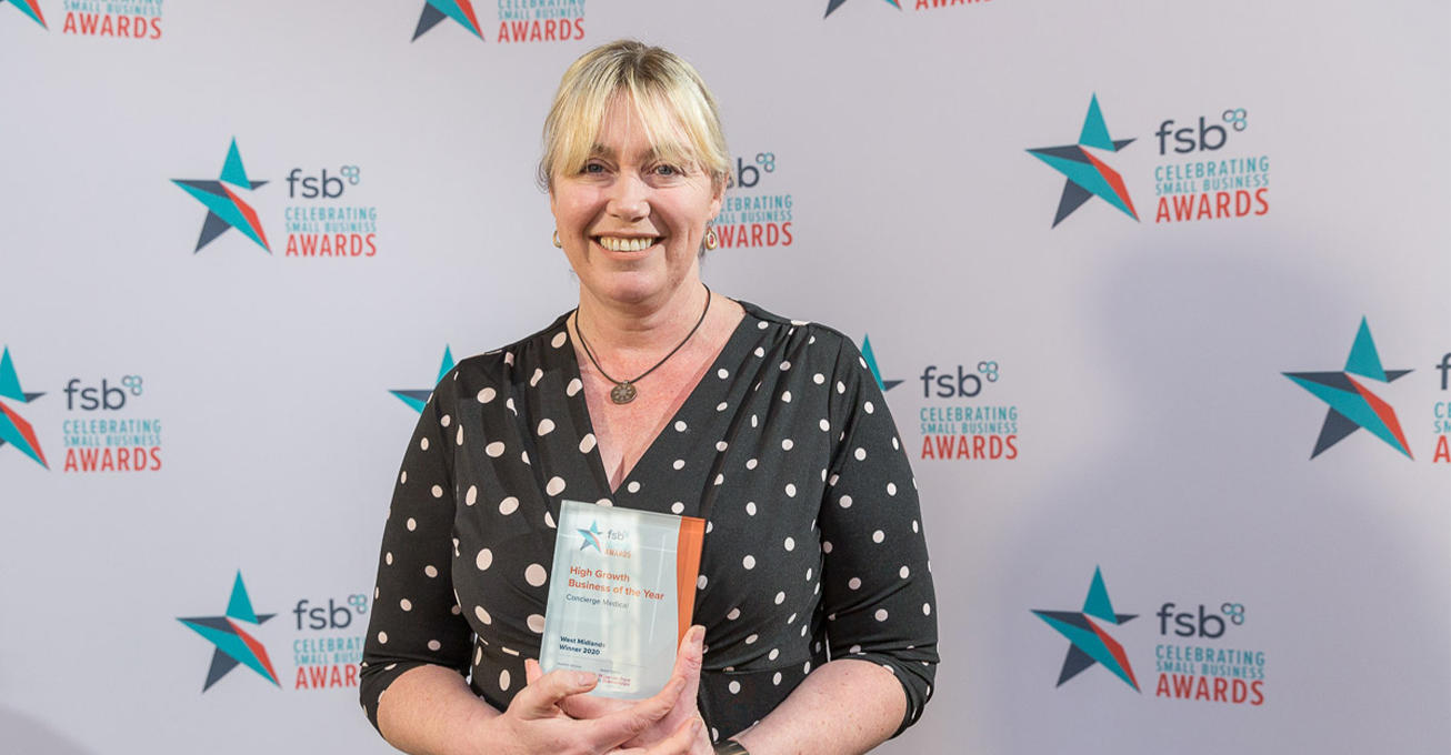 Another top award for Concierge Medical