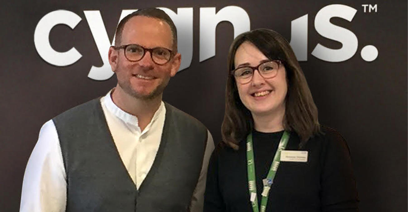 Cygnus Ltd. and Milton Keynes Hospital Charity announce formal partnership