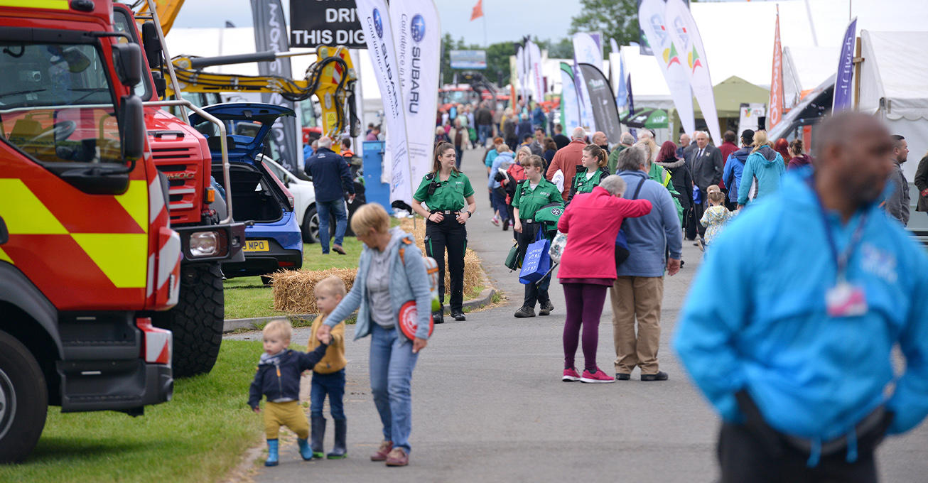 Staffordshire County Show bosses cancel 2020 show