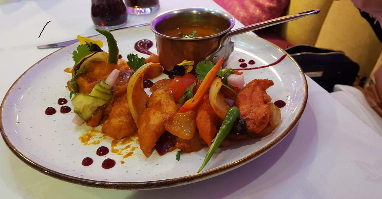 Award winning Turmeric Gold launches takeaway service with a difference