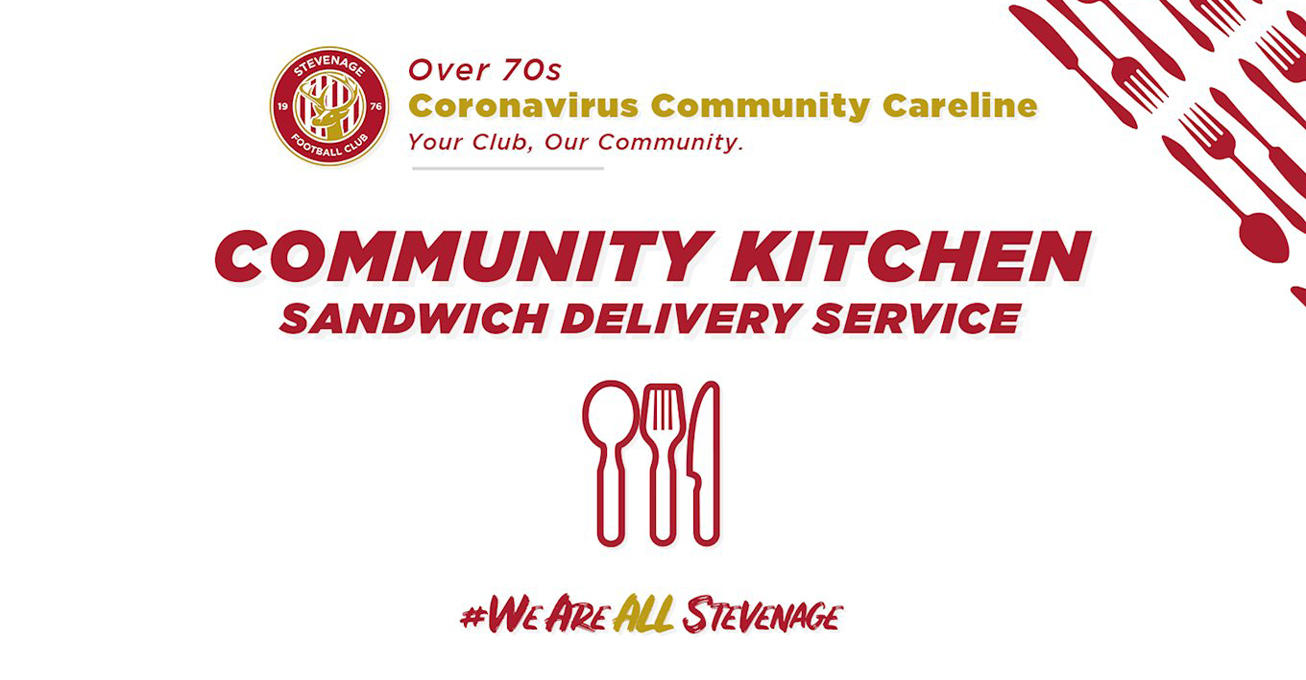 Community Kitchen Sandwich Service details revealed