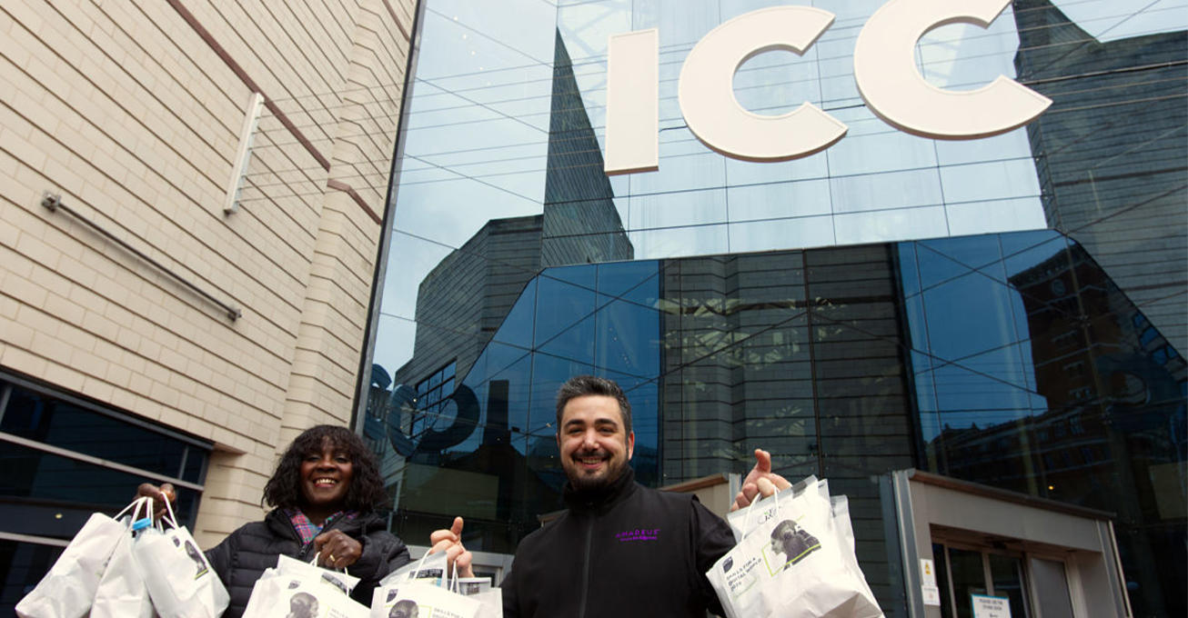 NEC Group events donate to local causes