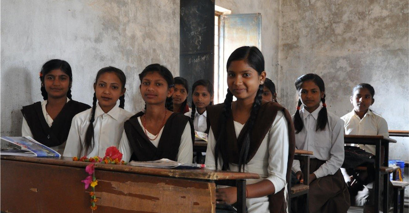 Harris Freeman Foundation and Tea India educating girls in India