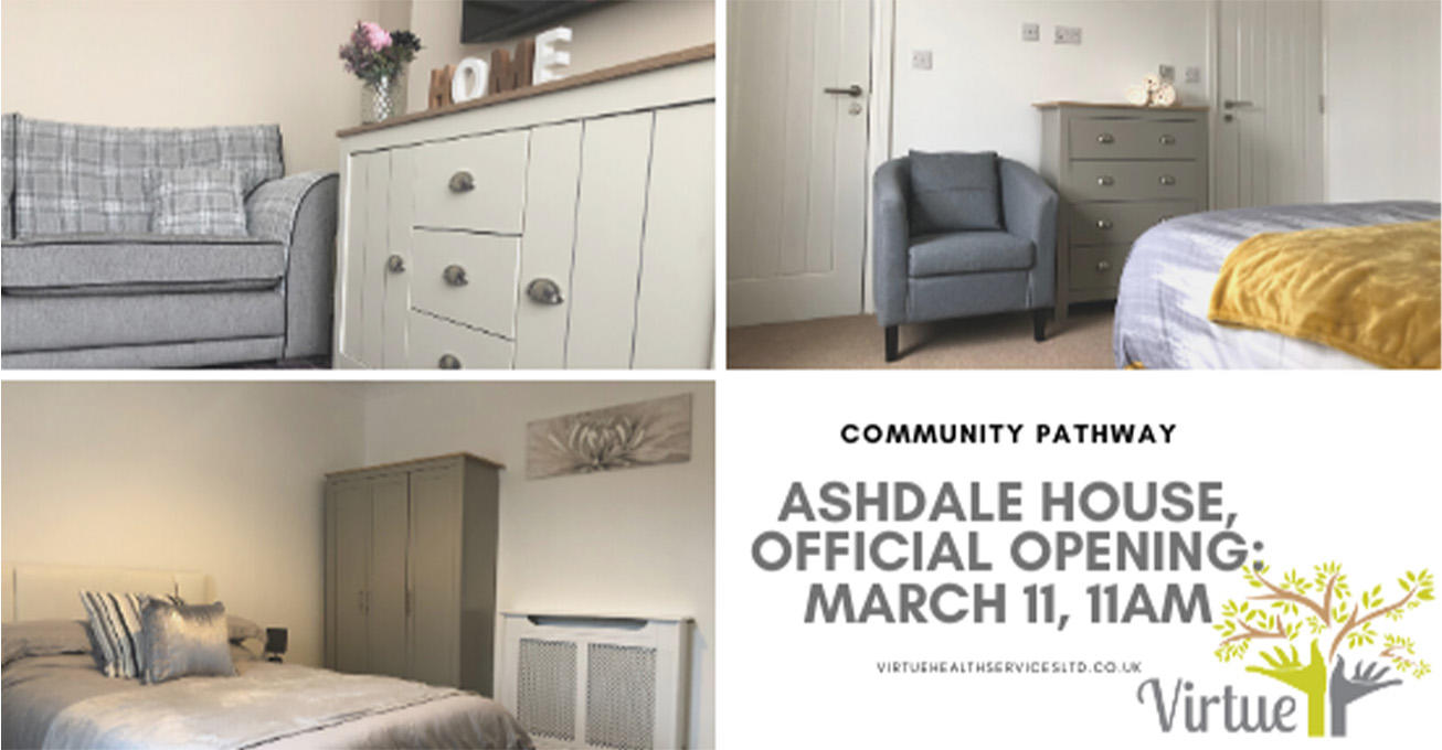 Ashdale House: Official Opening