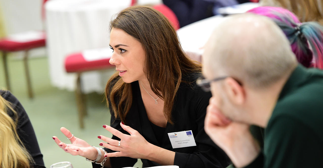 Business Lincolnshire's annual workforce conference takes steps towards smashing the UK's recruitment crisis