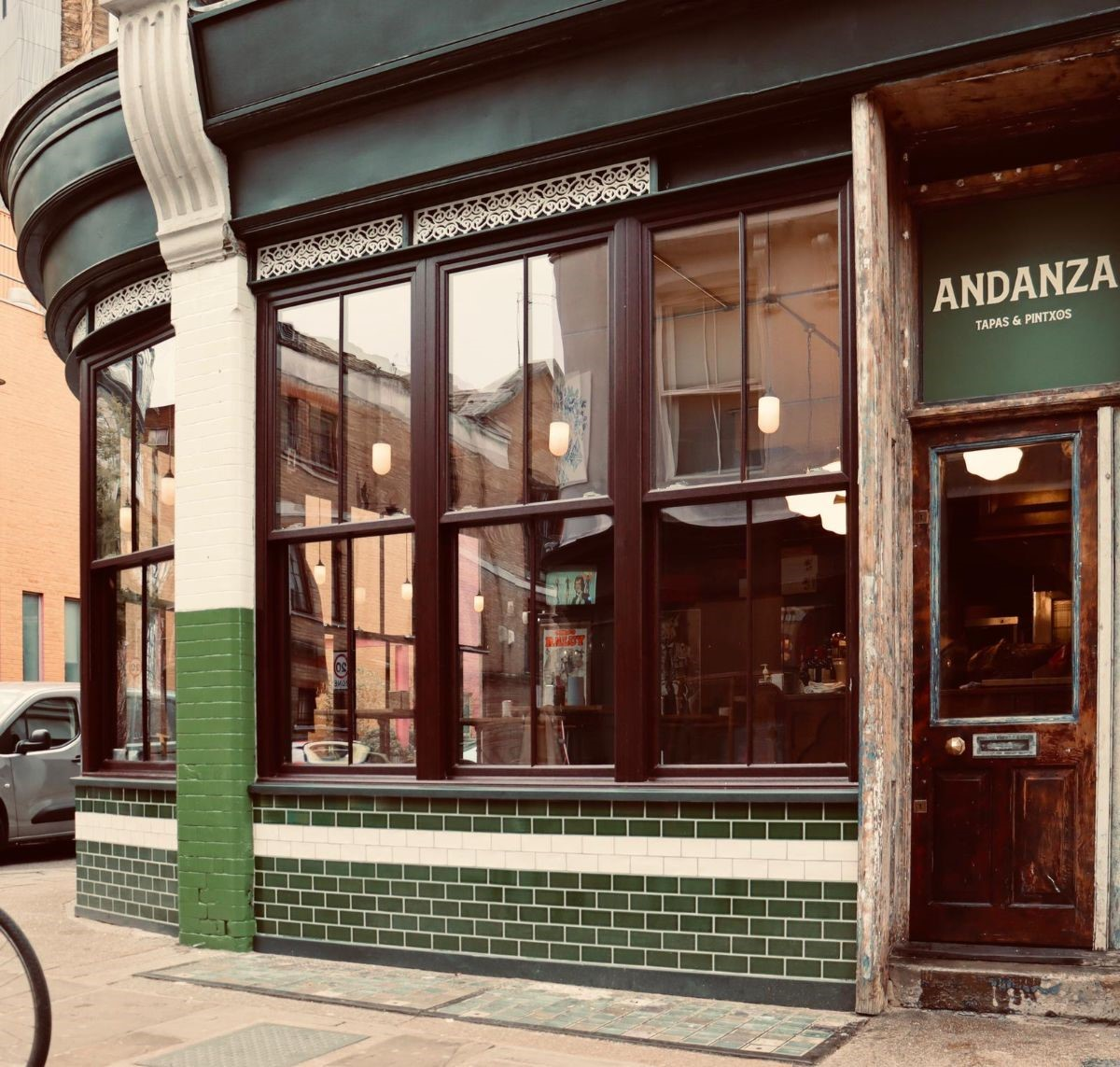 Andanza A Spanish Restaurant With Basque Flair Opens In Bermondsey Uk News Group